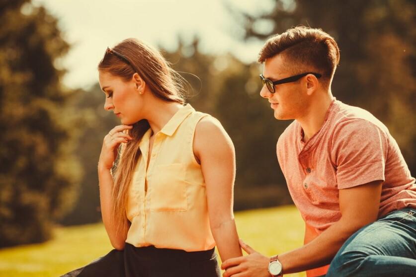 Как сказать женщине о разрыве отношений