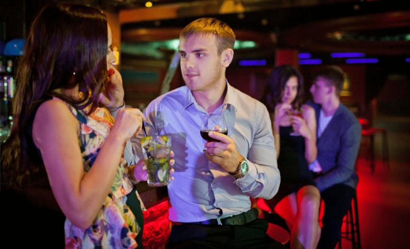 Как подкатить к пьяной девушке