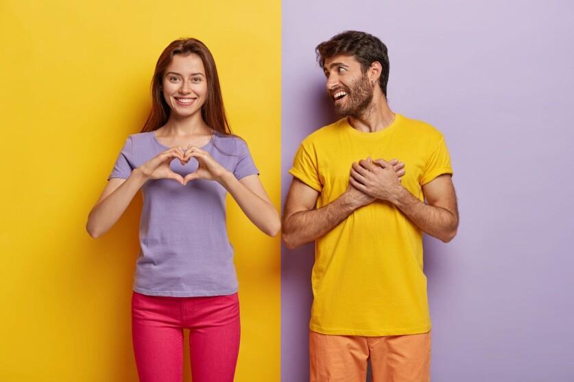Оптимальное поведение девушки на сайте знакомств