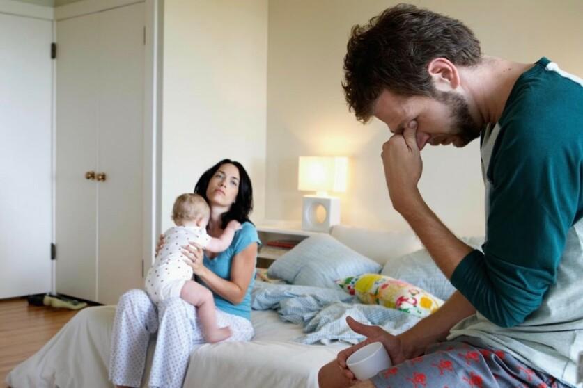 Как сохранить отношения и любовь с мужем в декрете