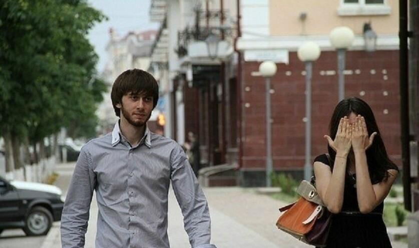 Отношения русских женщин с чеченцами