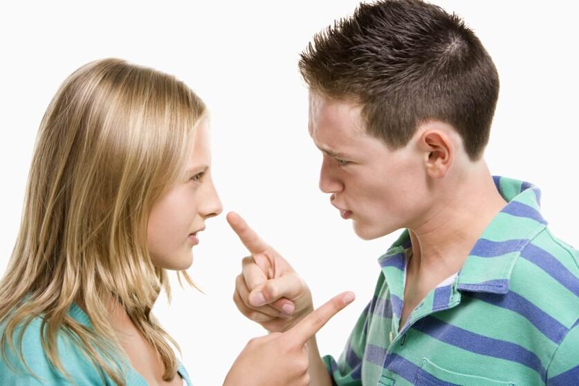Вербальная агрессия в отношениях