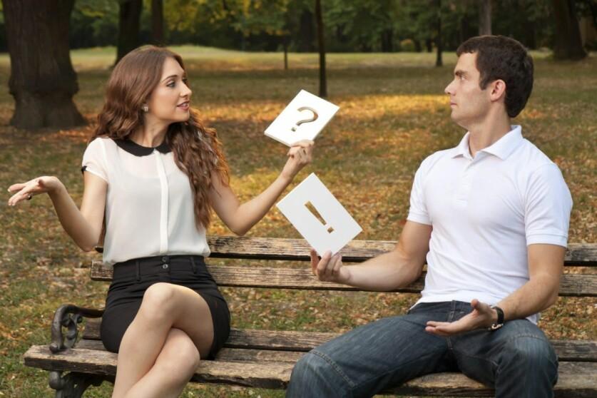 Какие вопросы про отношения можно задать девушке