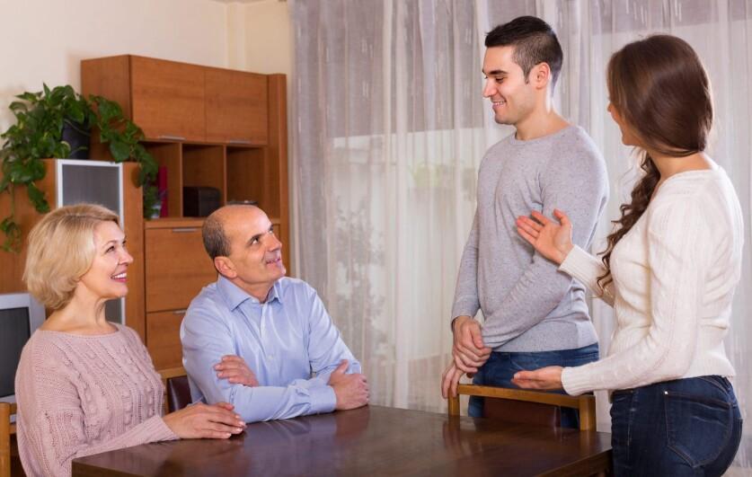 Реальные истории знакомств с родителями парня и девушки