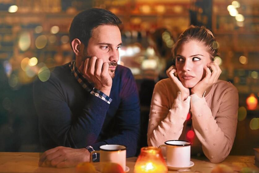 Отношения повторяются по одному сценарию: почему, причины