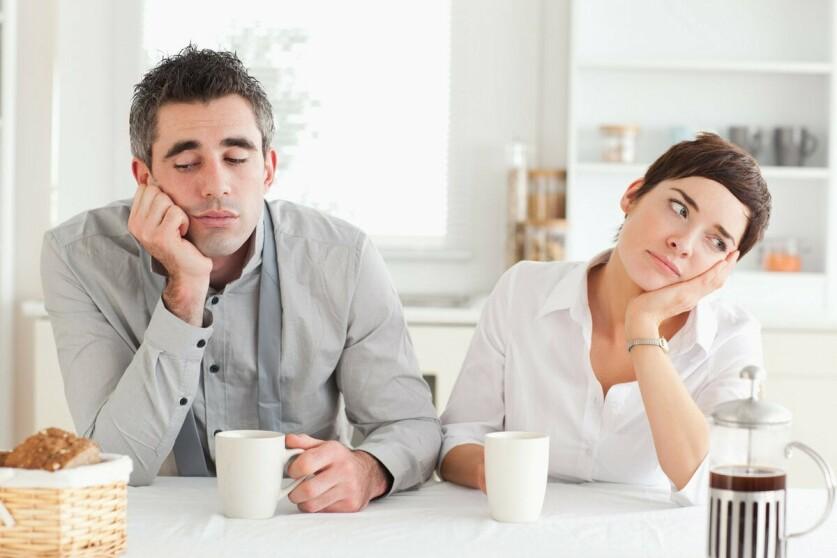Нет радости в отношениях с парнем: почему, что делать