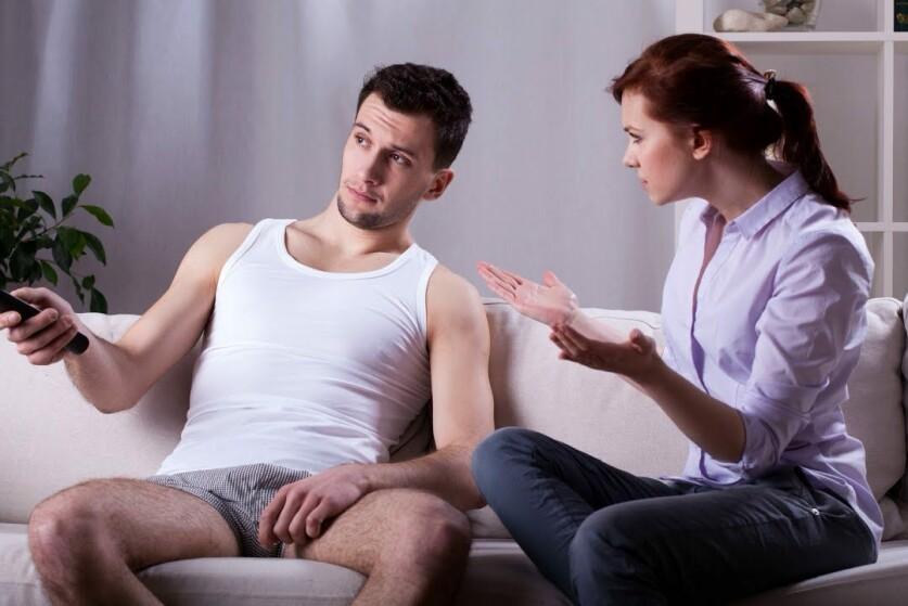 Как убрать раздражение в отношениях