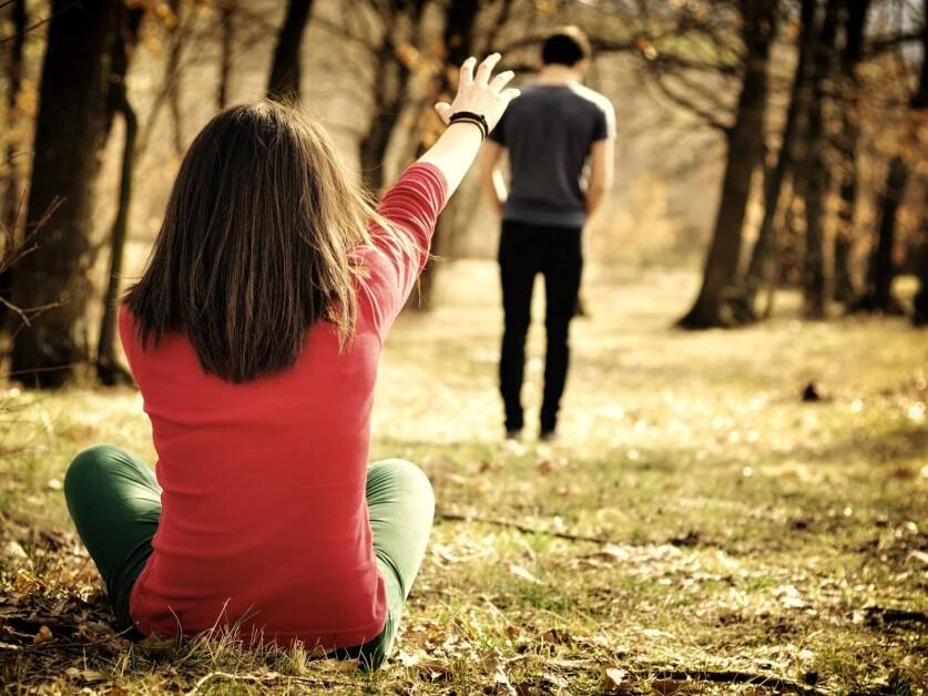 Что делать, если парень не отпустил прошлые отношения