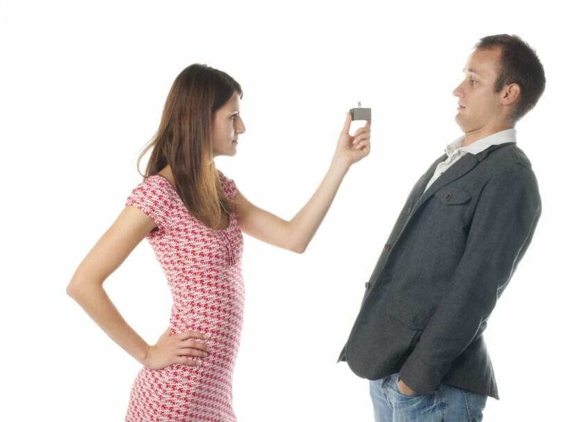 Почему не зовут замуж после продолжительных отношений