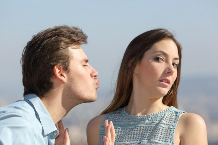 Мужская настойчивость в отношениях, основные ее проявления