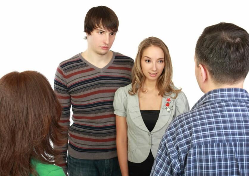 Как сказать родителям, что у тебя есть парень – советы психологов