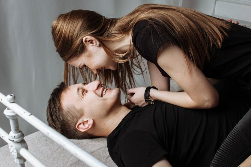 Как девушке стать более смелой в отношениях с парнем