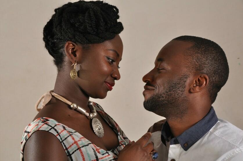 Отношение африканских мужчин к женщинам
