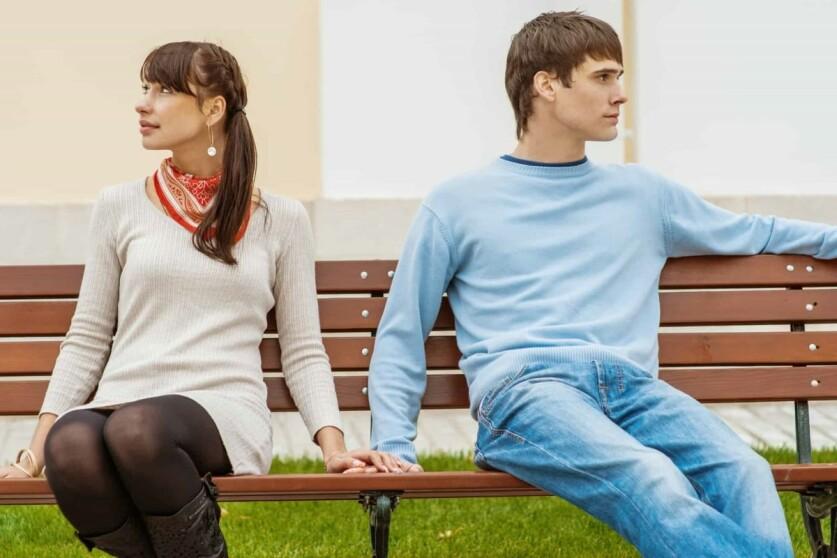 Как действовать девушке, если парень не понравился при первом знакомстве