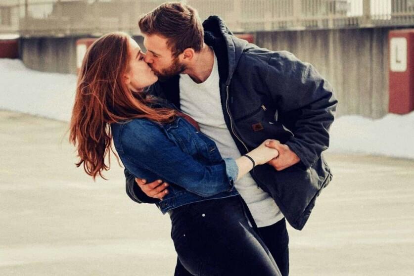 Отношение парня по поцелую: какие поцелуи бывают и что они значат