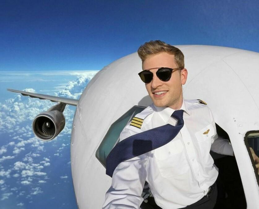 Как пилоту знакомиться с девушками