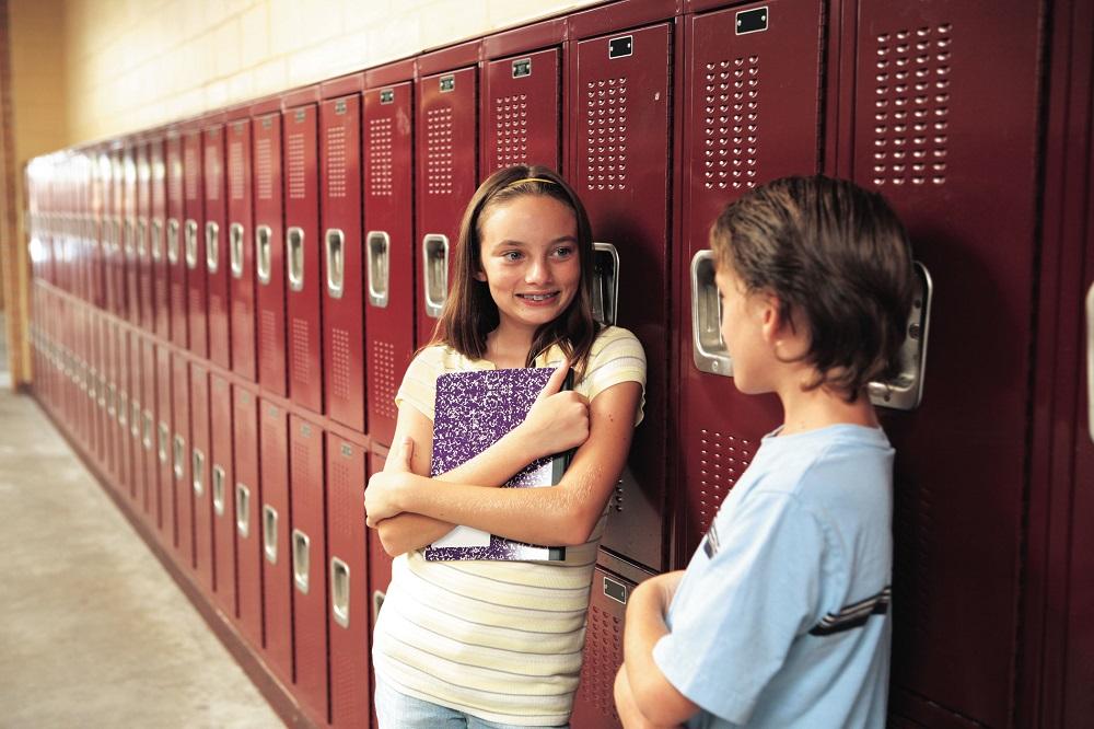 Как понравиться девочке в школе
