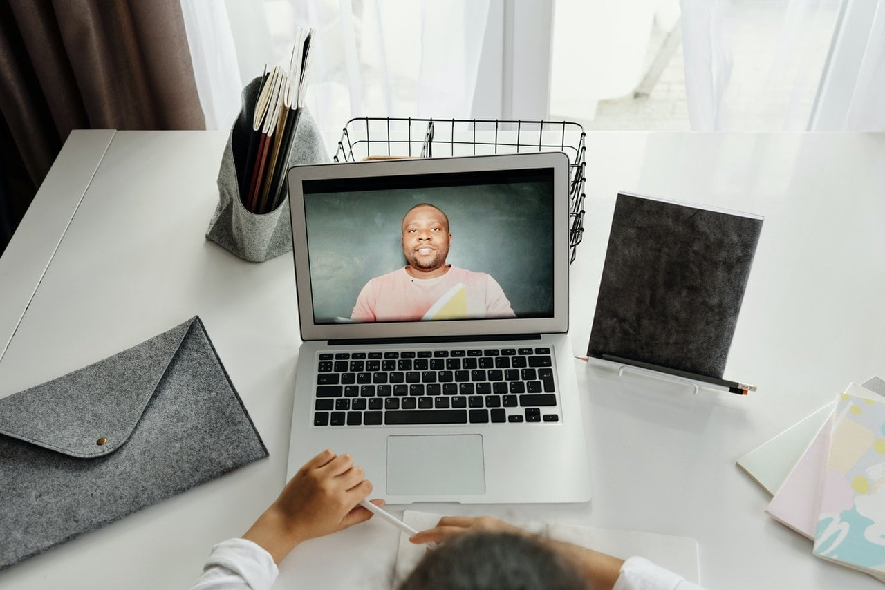 Разговор по видеосвязи