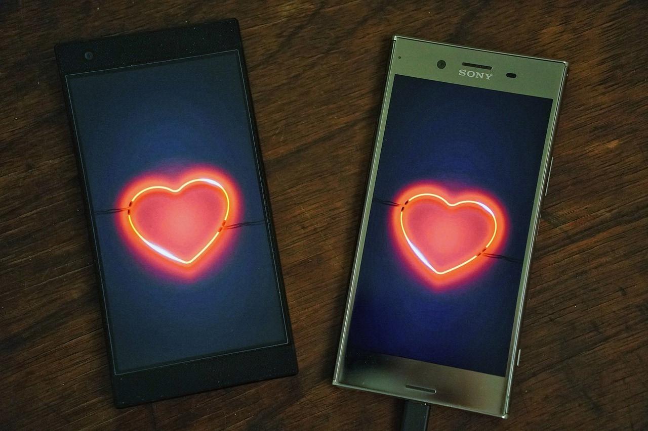 Специальные приложения для знакомств