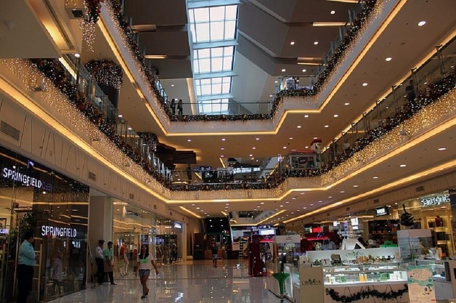 Торговый центр – отличное место для знакомства