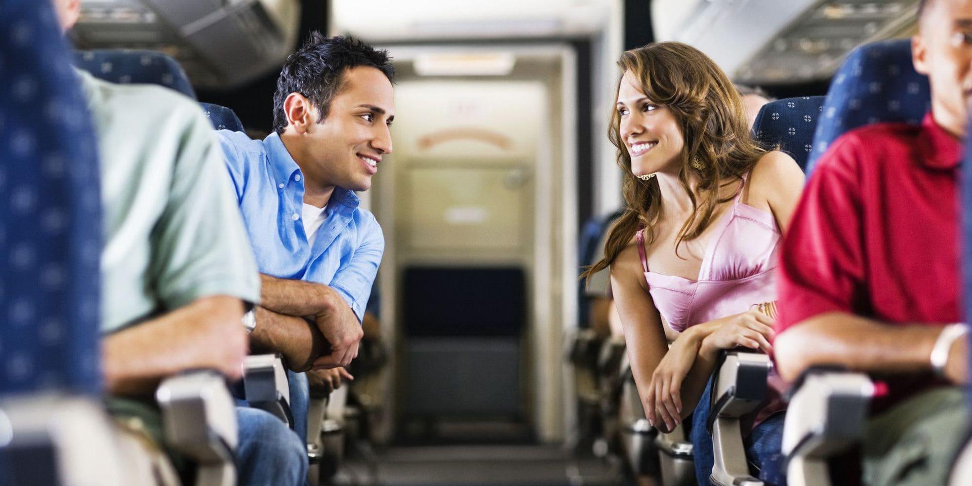как познакомиться с мужчиной в аэропорту