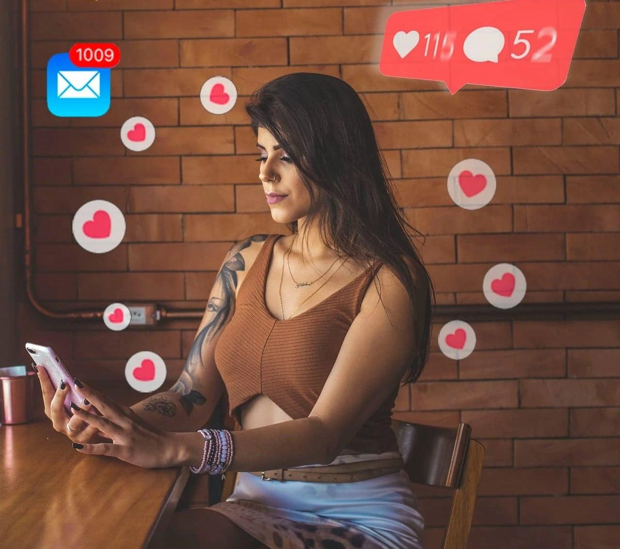 Отношения в соцсетях