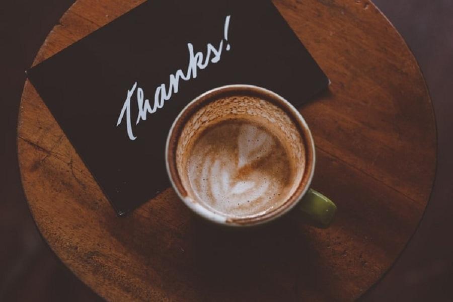 Слова благодарности