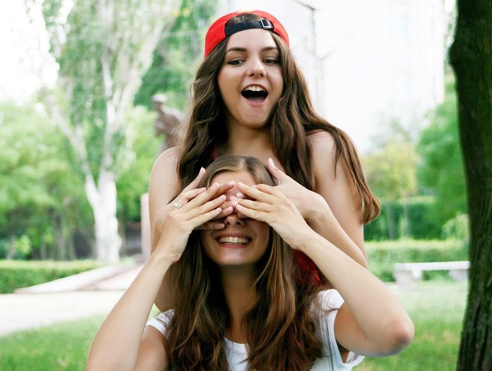 Знакомство с сестрой
