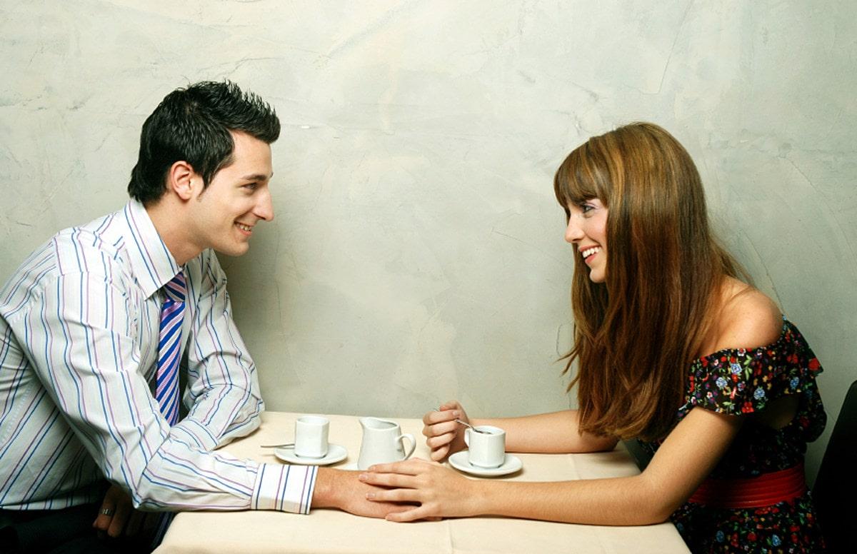 Общение пары