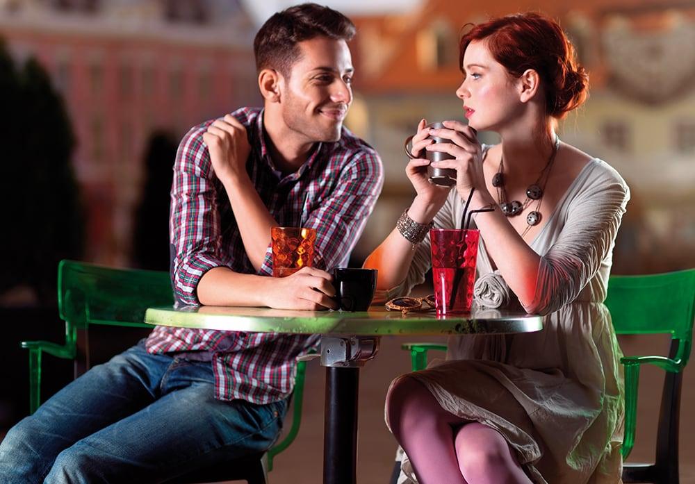 Диалог с девушкой на свидании