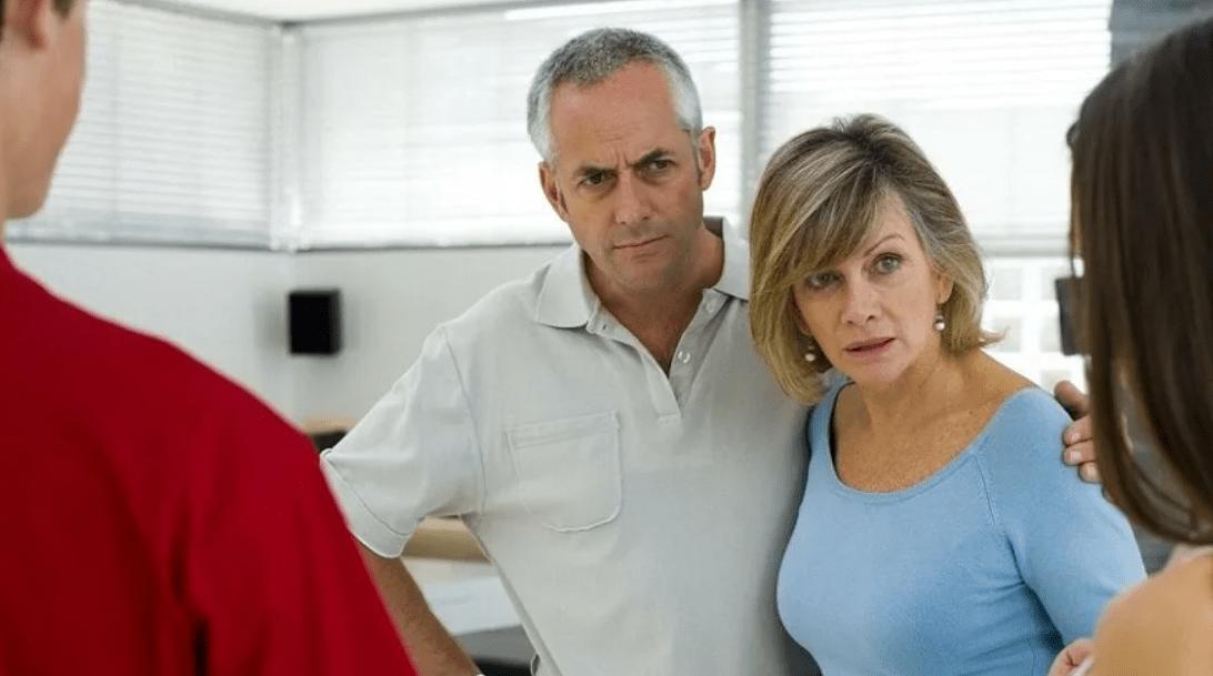 родители парня против отношений