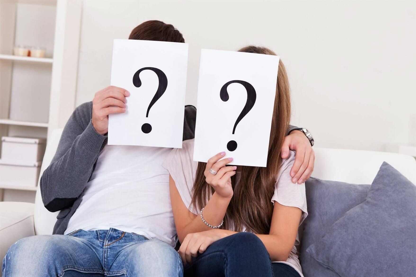 вопросы парню про отношения