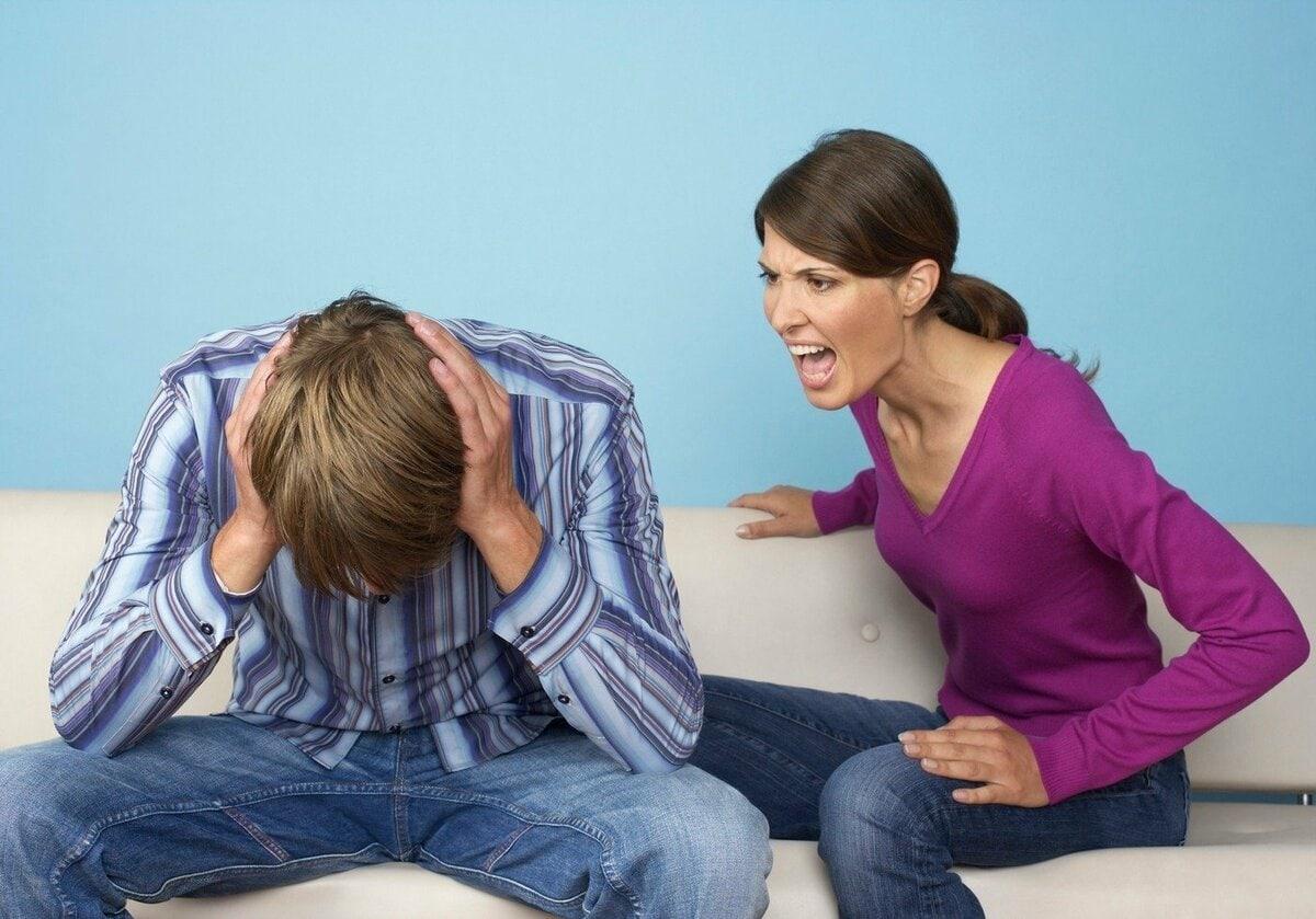 агрессия в отношениях между мужчиной и женщиной