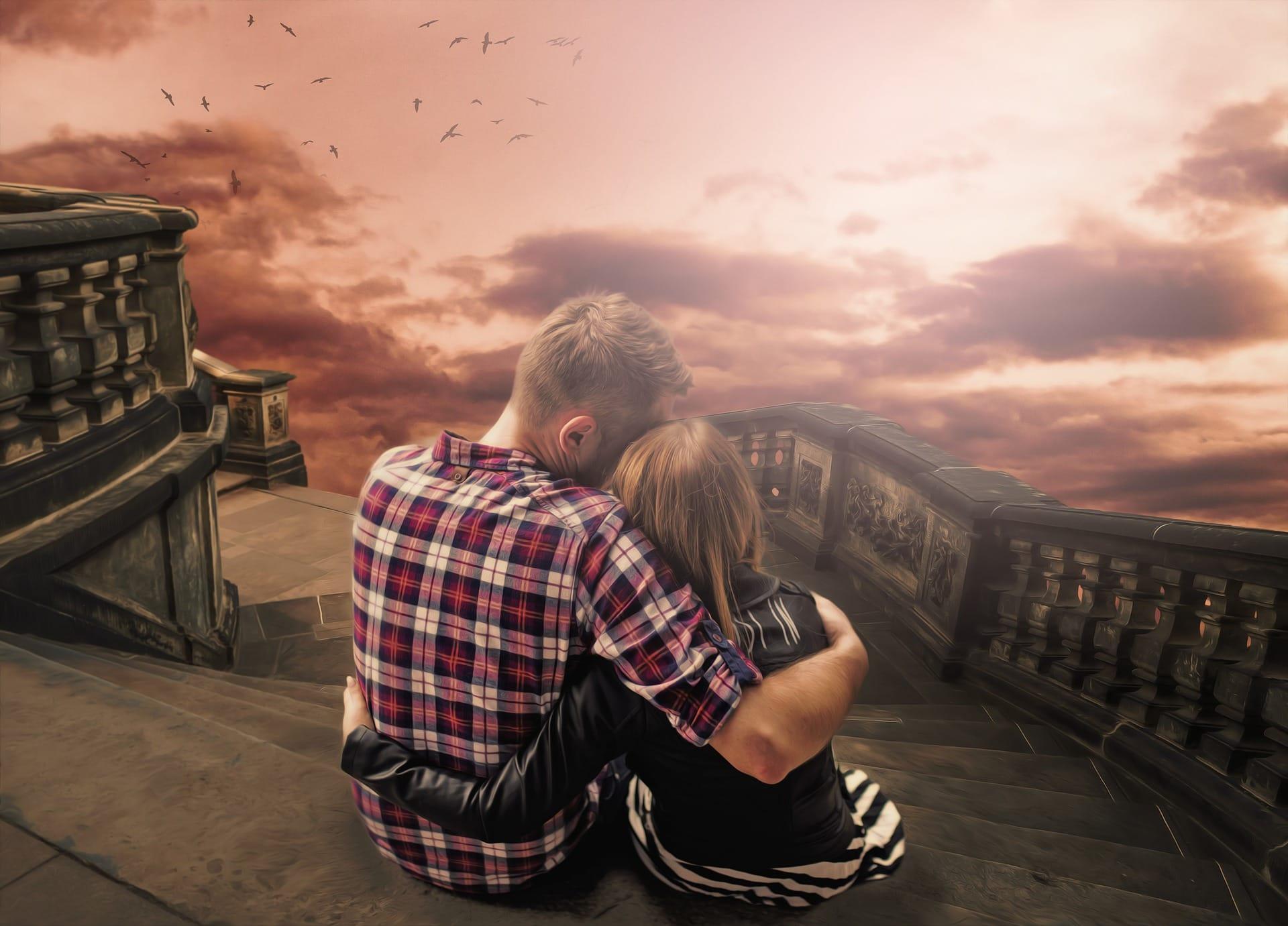 Бережное отношение к женщине показывает, что мужчина ценит избранницу