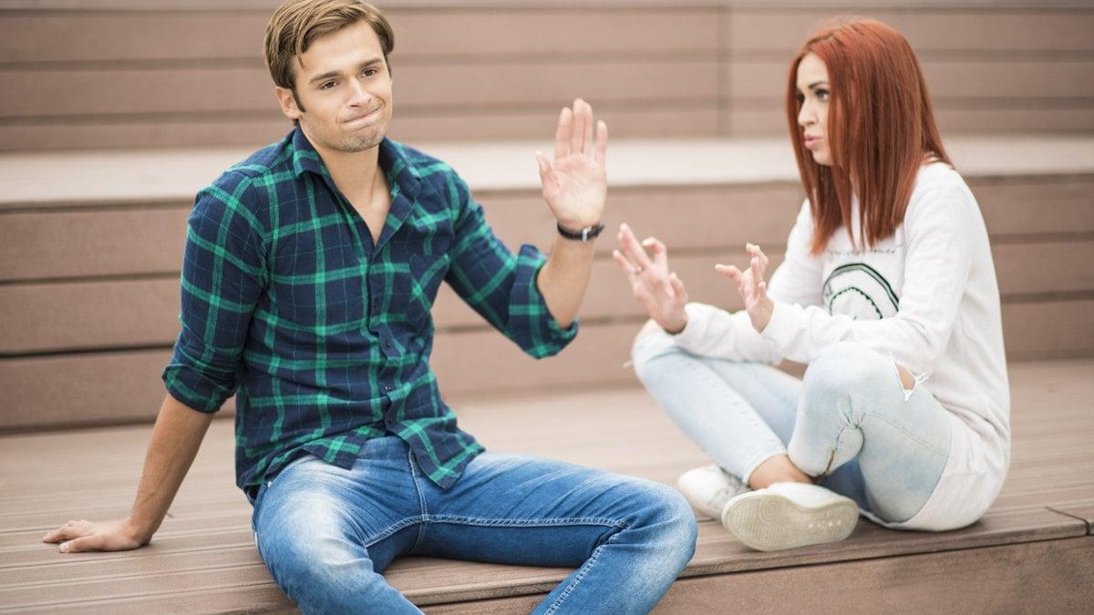 девушка нарцисс в отношениях