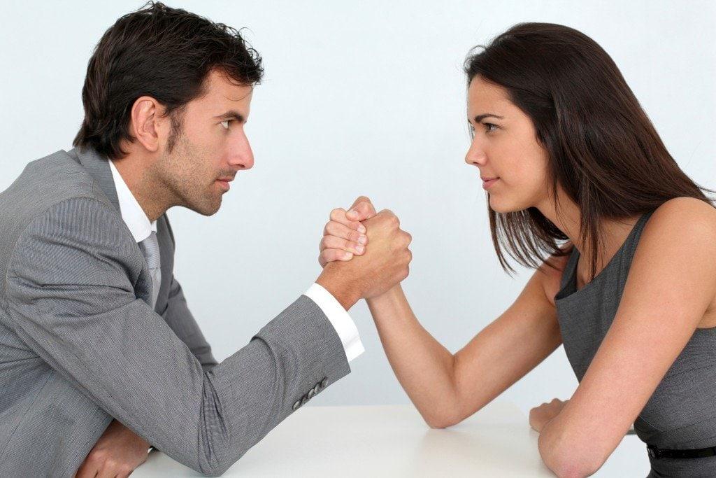 доминантные отношения между мужчиной и женщиной