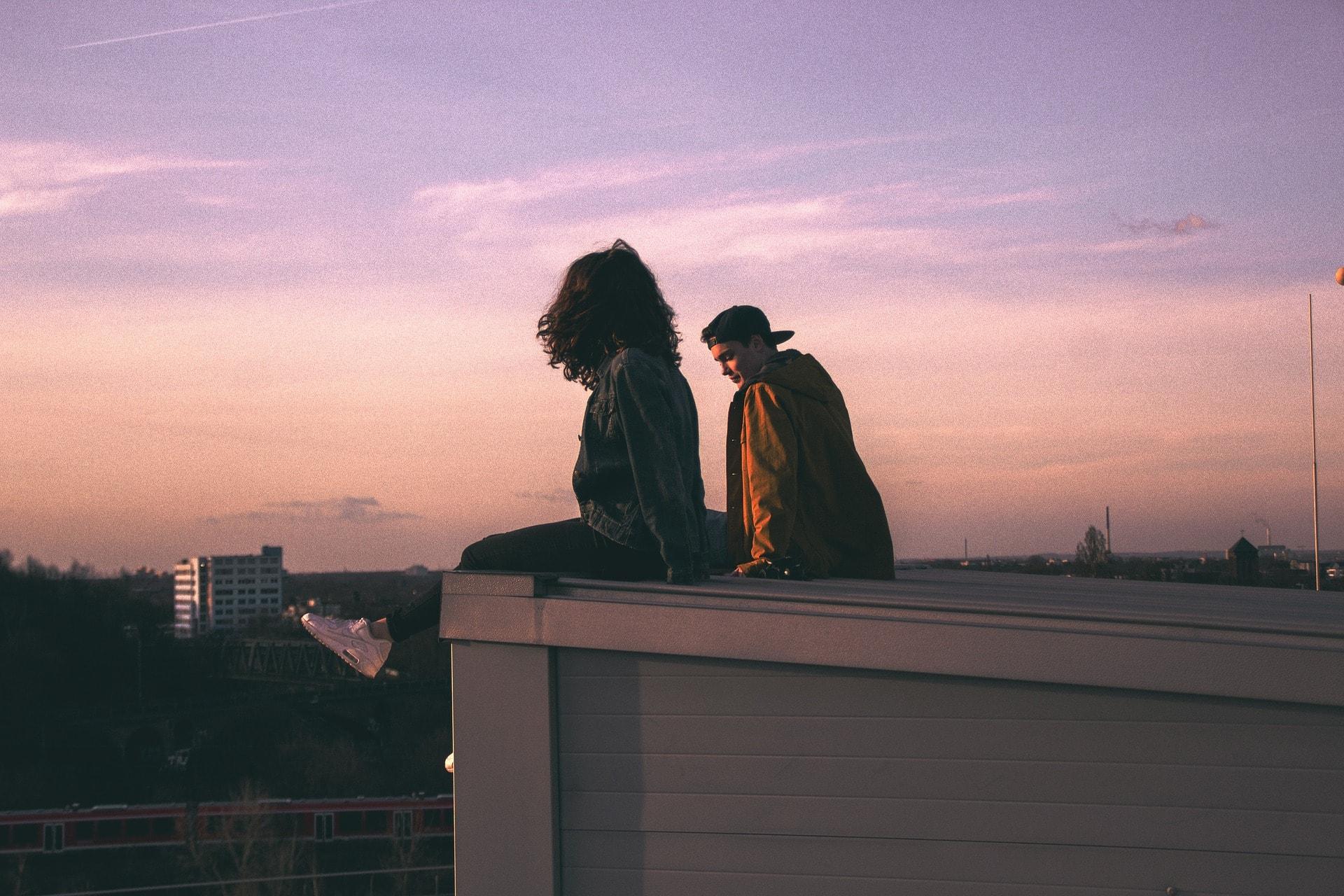 Главным условием, чтобы правильно выяснять отношения с мужчиной, является спокойствие