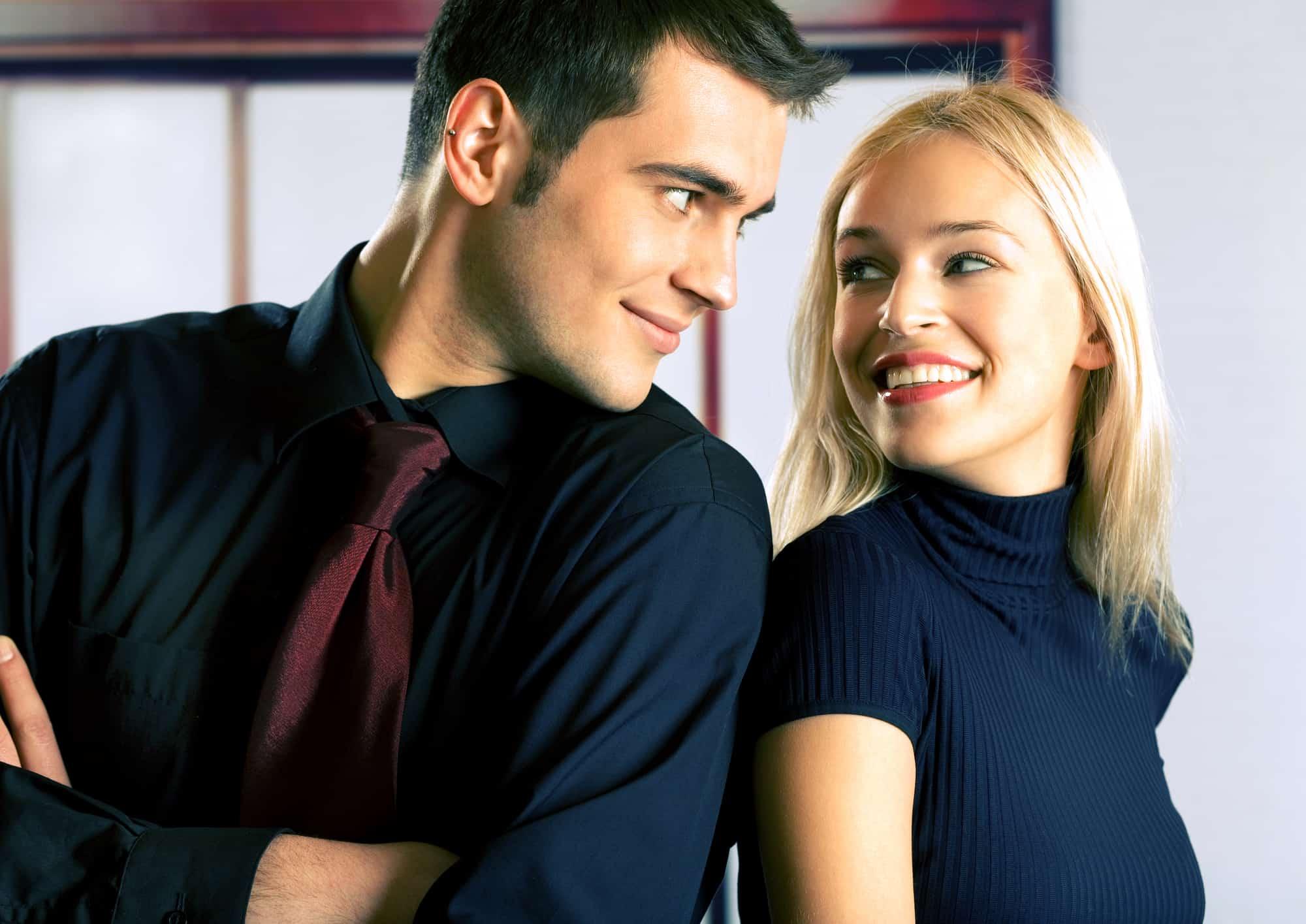 химия отношений между мужчиной и женщиной
