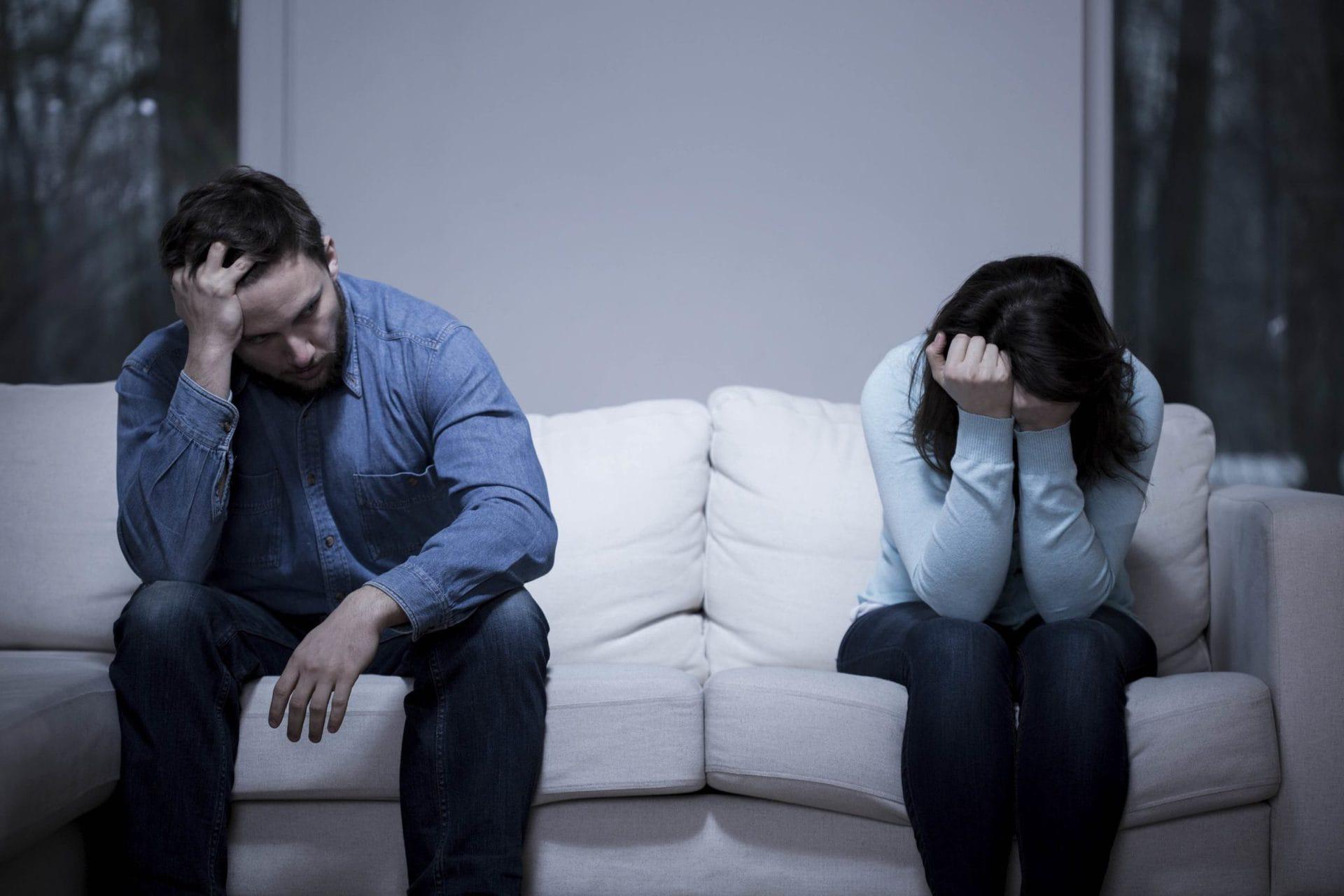 как мужчина переживает разрыв отношений