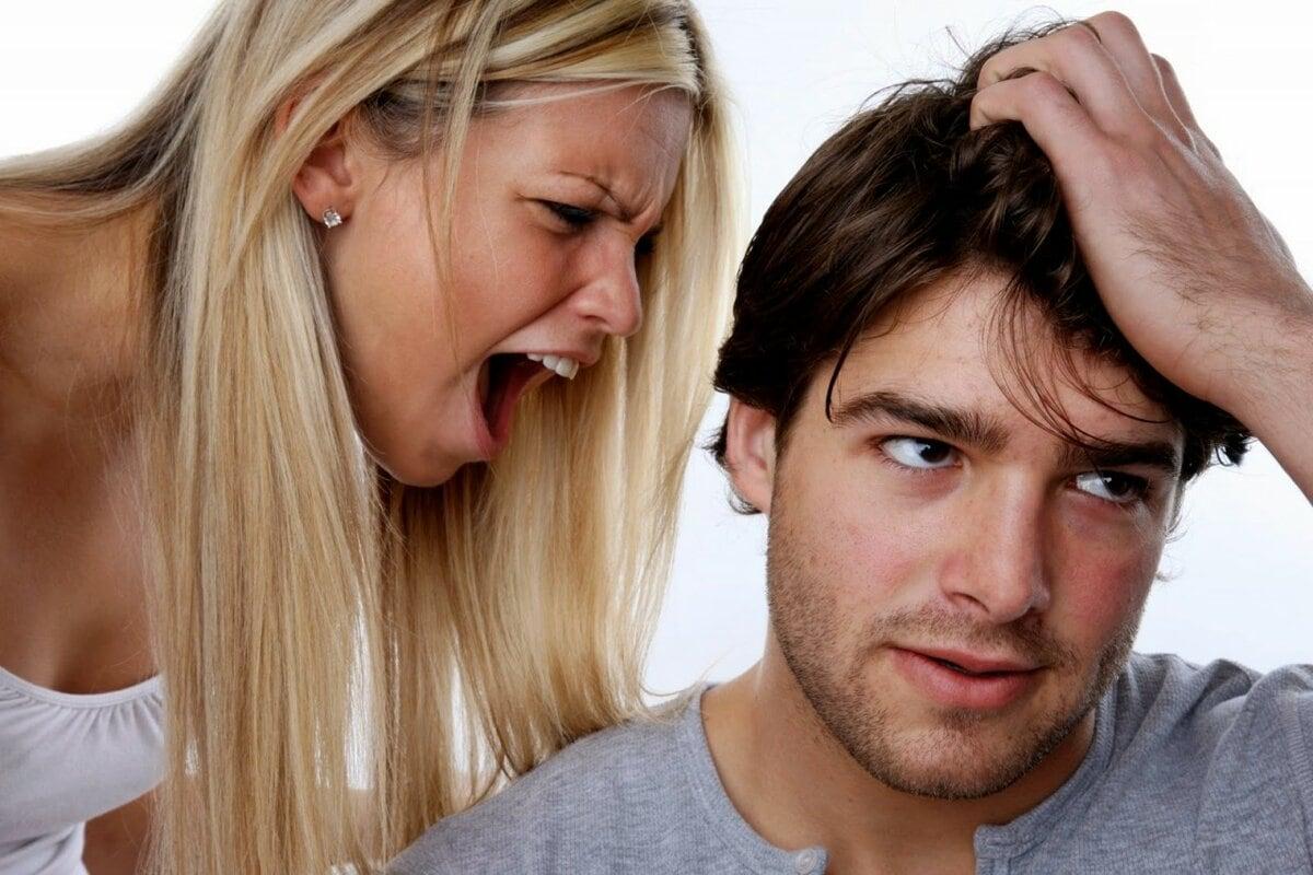 как перестать быть истеричкой в отношениях с мужчиной