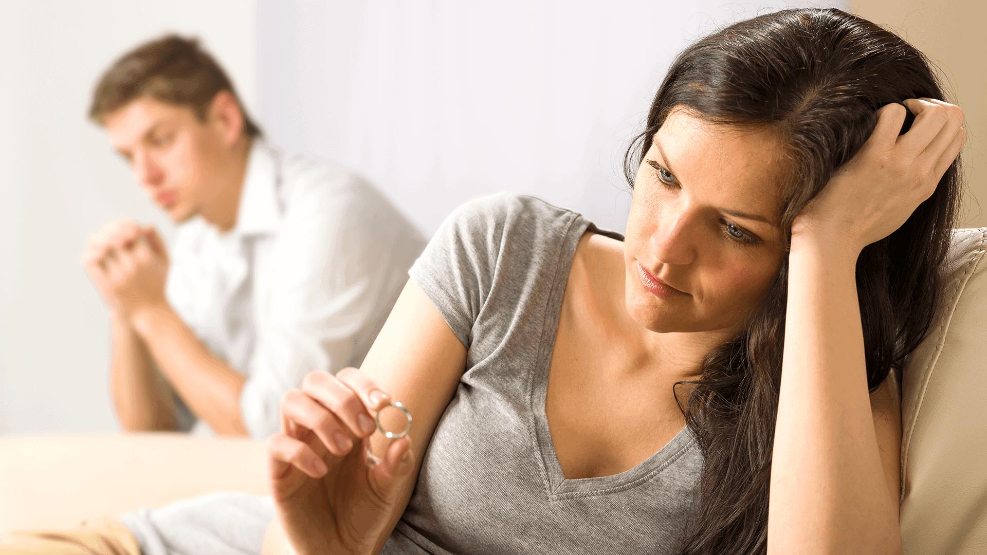 как женщины переживают разрыв отношений