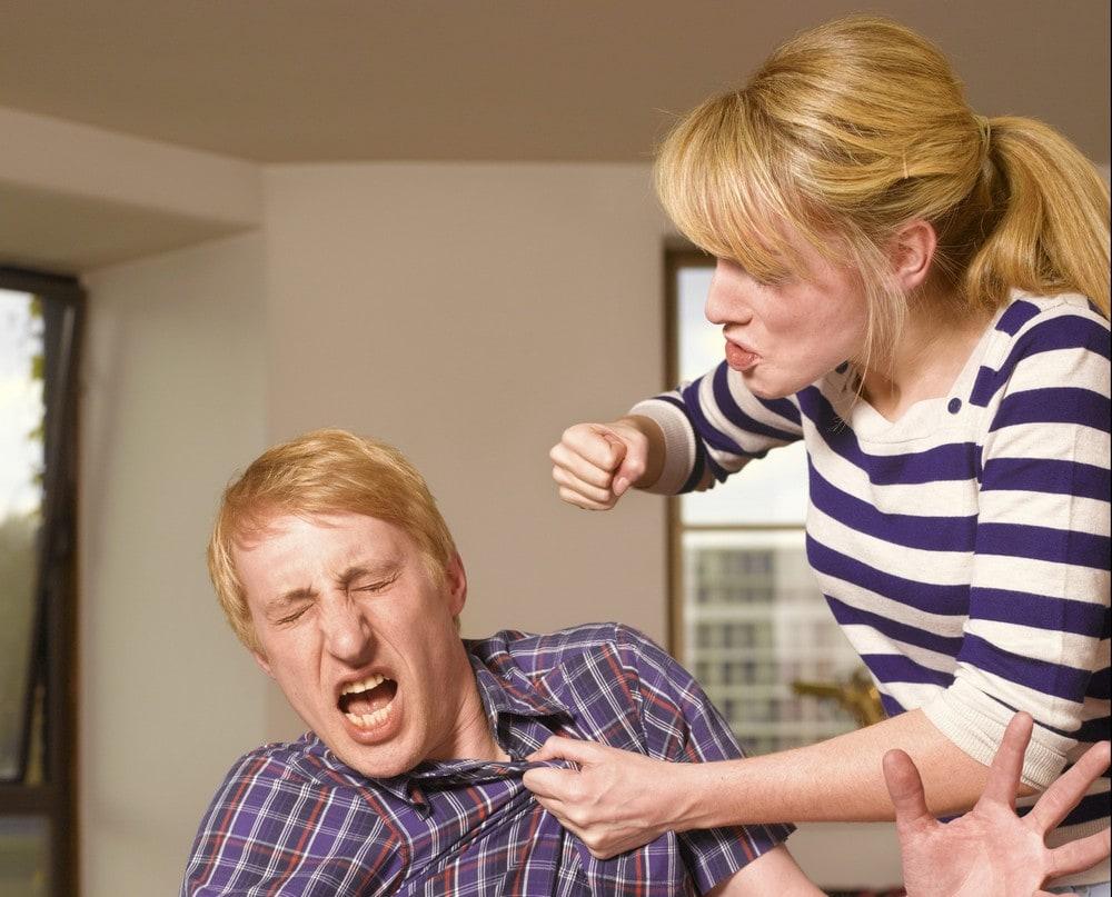 Насилие над мужчиной
