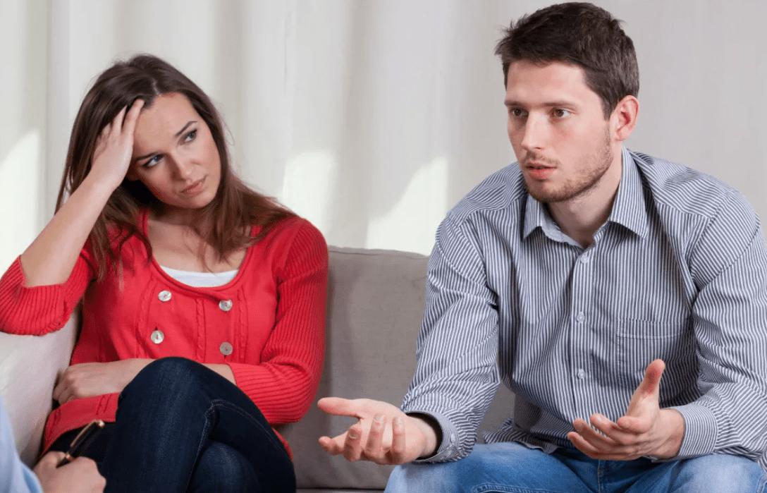 невротические отношения в паре
