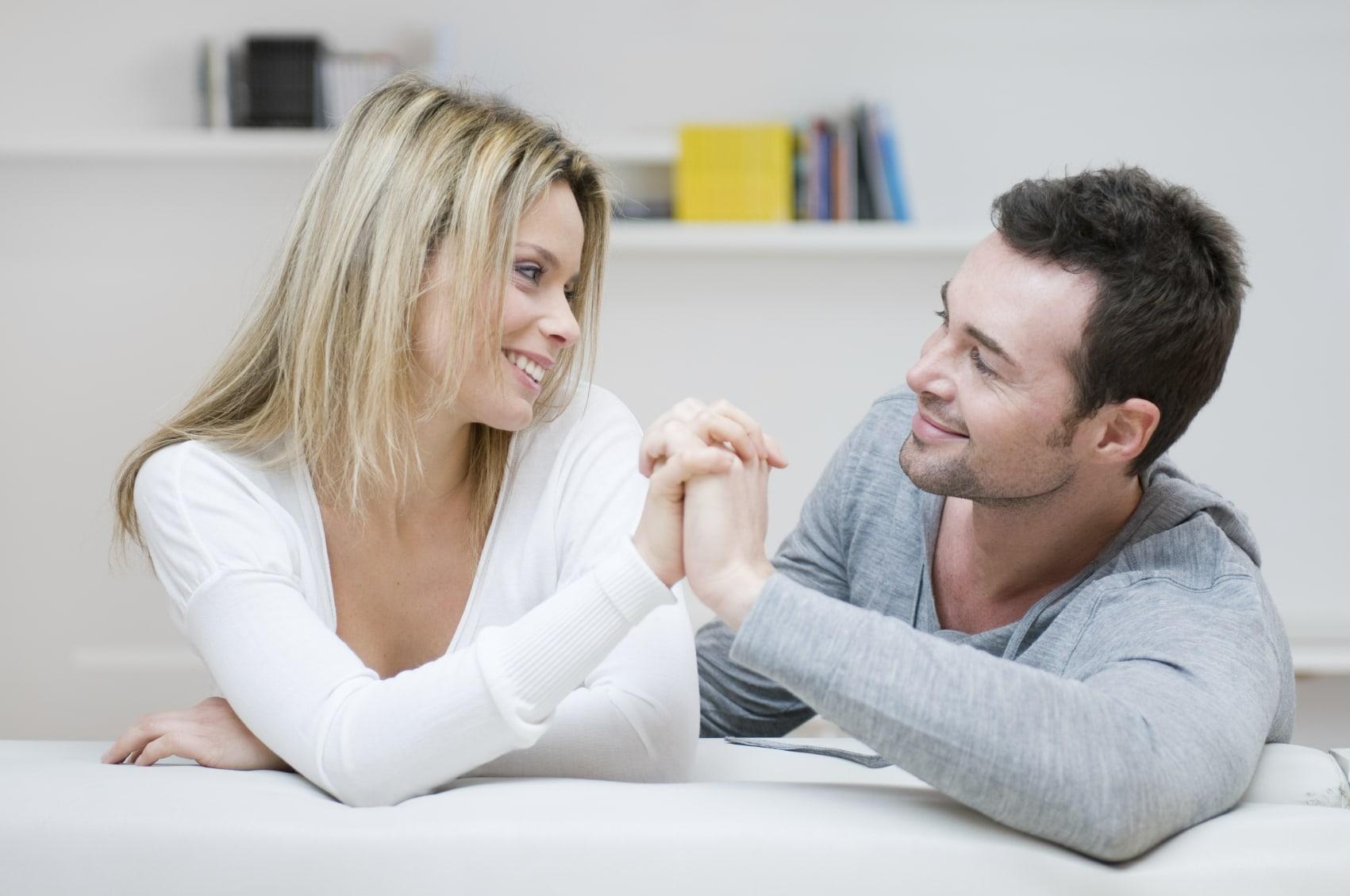 партнерство в отношениях мужчины и женщины