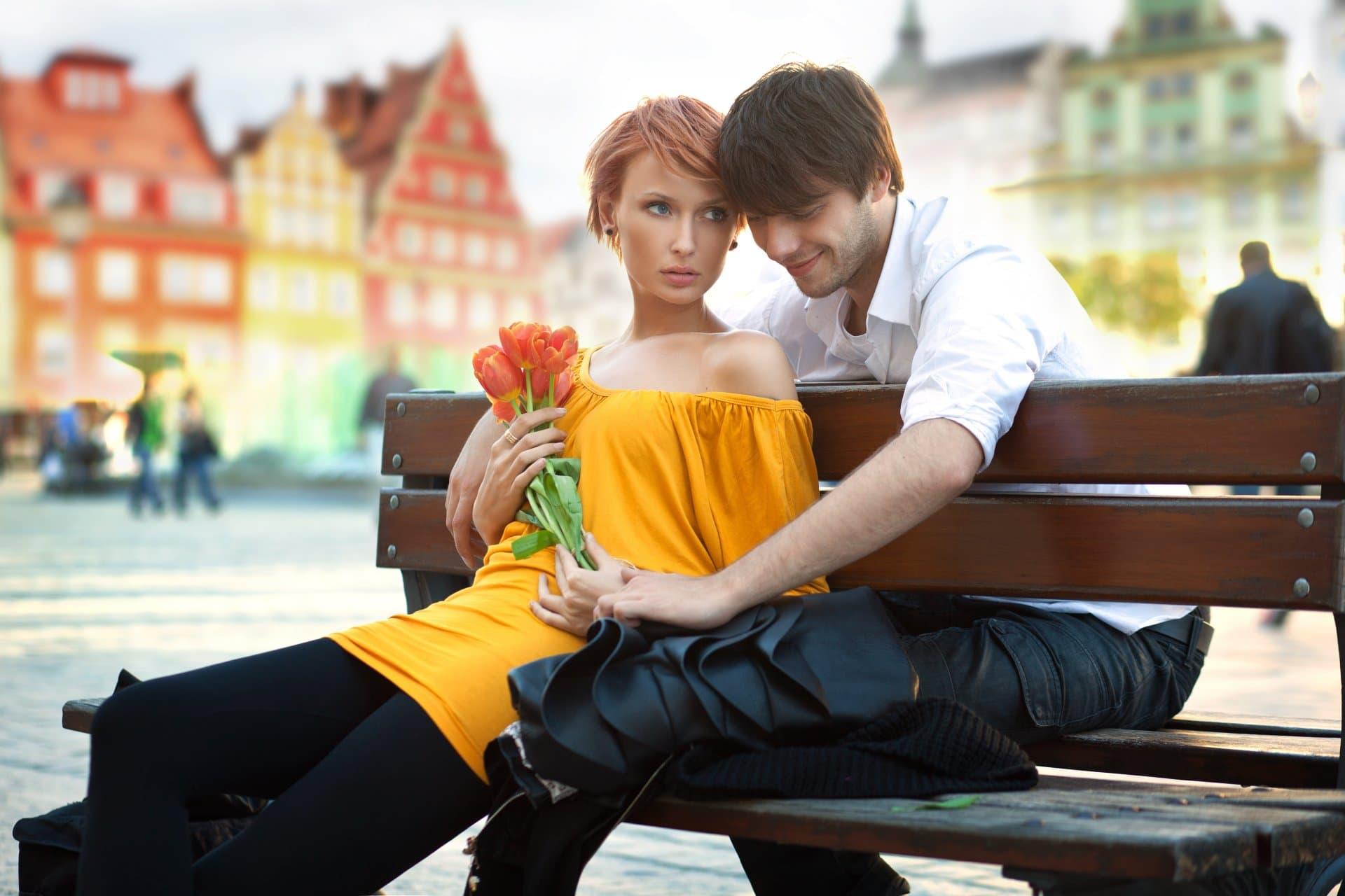 рыжие девушки отношение мужчин