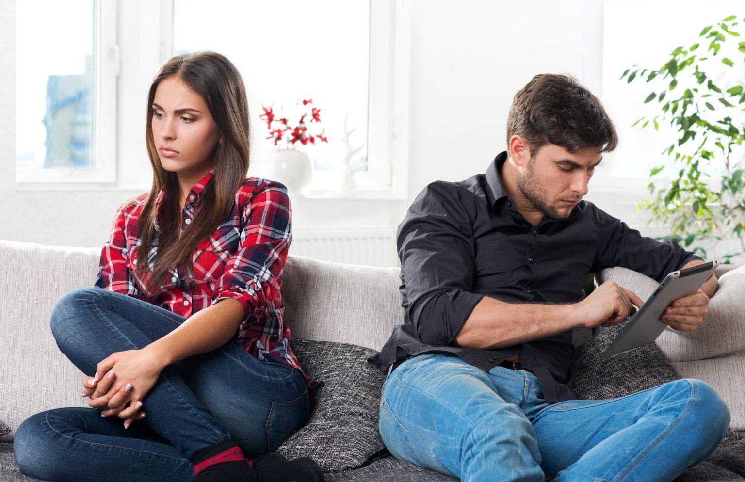 тревожность в отношениях