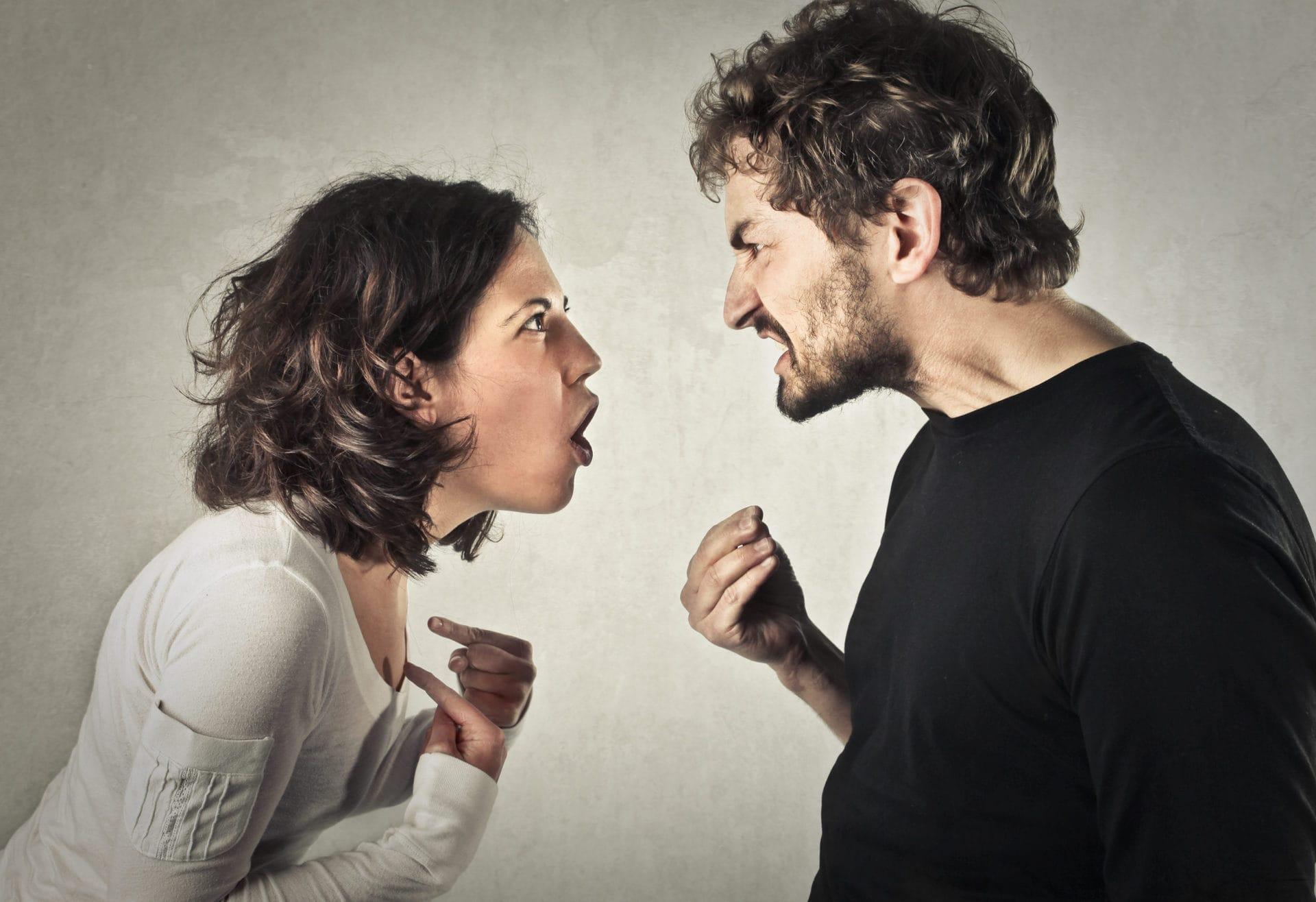 зеркальные отношения между мужчиной и женщиной