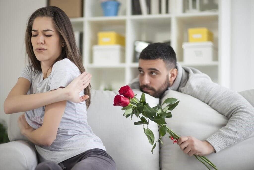 женщина эгоистка в отношениях с мужчиной
