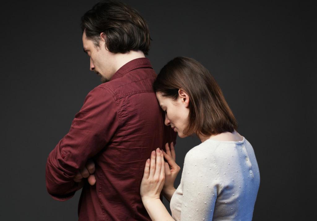 женщина меланхолик в отношениях