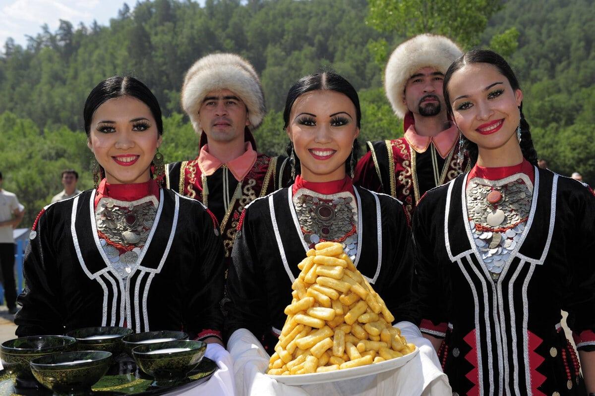 Алтайская группа народов